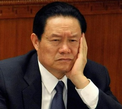 """2014年,中纪委打下4名副国级以上""""大老虎"""""""